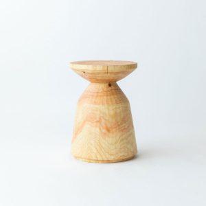 丘に行く日-宮川象鯨彫刻家具